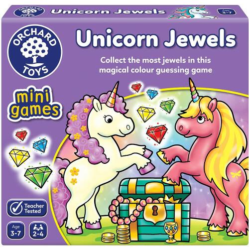 Orchard Mini Game Unicorn Jewels