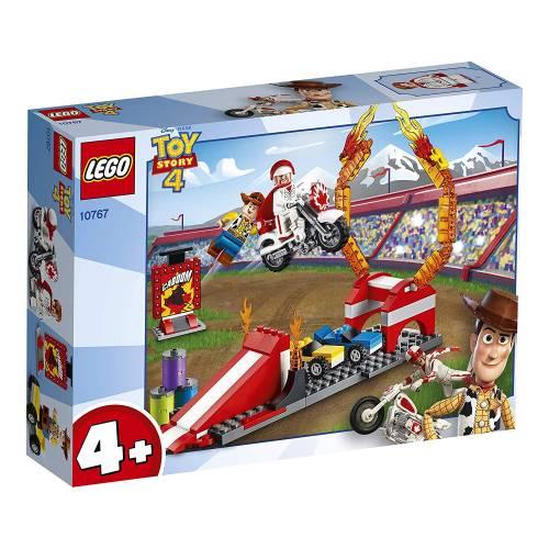 Lego 10767 Toy Story 4 Duke Caboom's Stunt Show