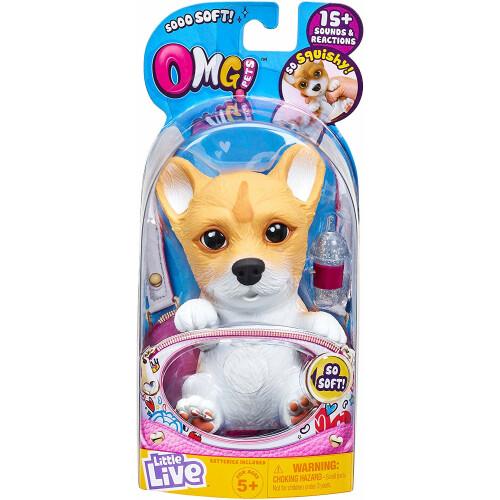 Little Live Pets OMG! Pets - Corgi