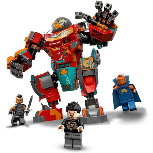 Lego 76194 Marvel What If? Tony Stark's Sakaarian Iron Man