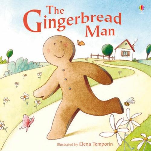 Usborne Books - The Gingerbread Man