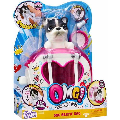 Little Live Pets OMG! Pets - OMG Bestie Bag