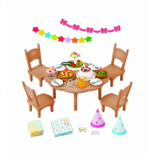 Sylvanian Families Party Set