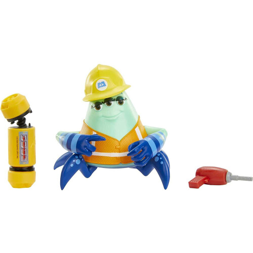 """Monsters At Work Action Figure - Katherine """"Cutter"""" Sterns"""