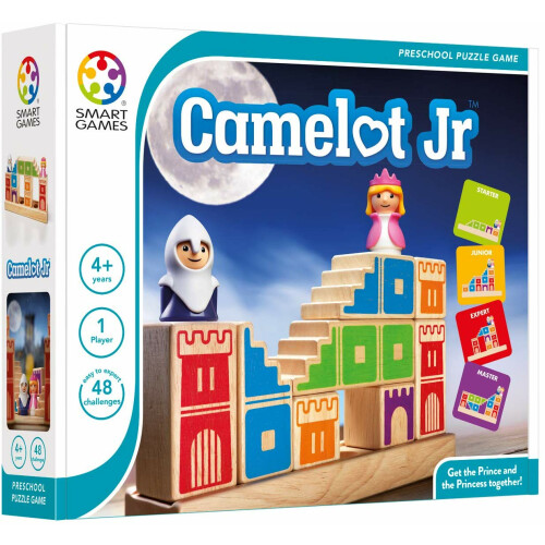 Preschool Puzzle Game - Camelot Jr