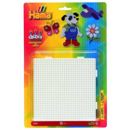 Hama Beads 4553 4 large Square Interlocking Boards