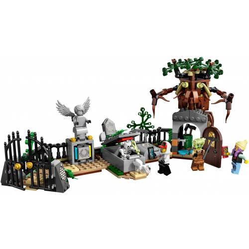 Lego 70420 Graveyard Mystery