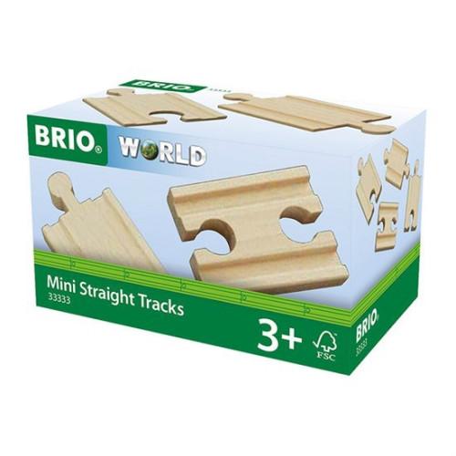 Brio 33333 Mini Straight Tracks