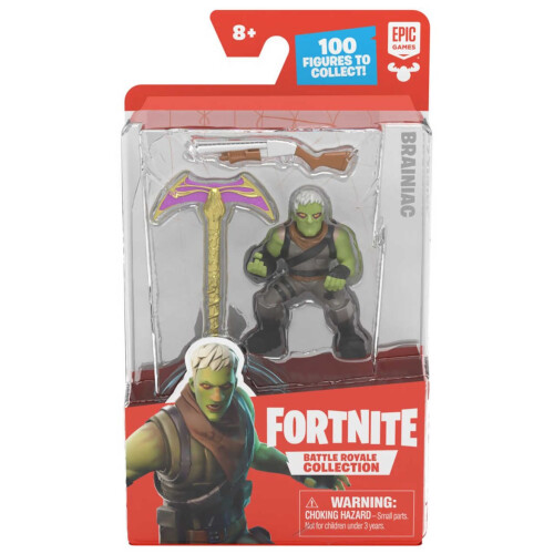 Fortnite Battle Royale Collection - Single Pack - Brainiac