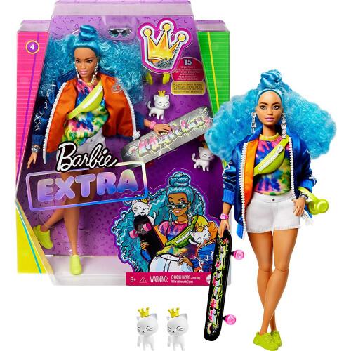 Barbie Extra Doll & Pet 4