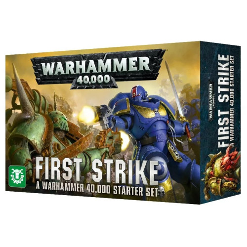 Warhammer 40,000 - First Strike Starter Set