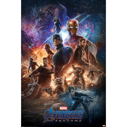 Maxi Posters - Avengers: Endgame (From The Ashes)