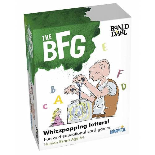 The BFG Whizzpopping Letters Games
