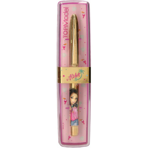 Depesche Top Model Ballpoint Pen Gift Box - Pink