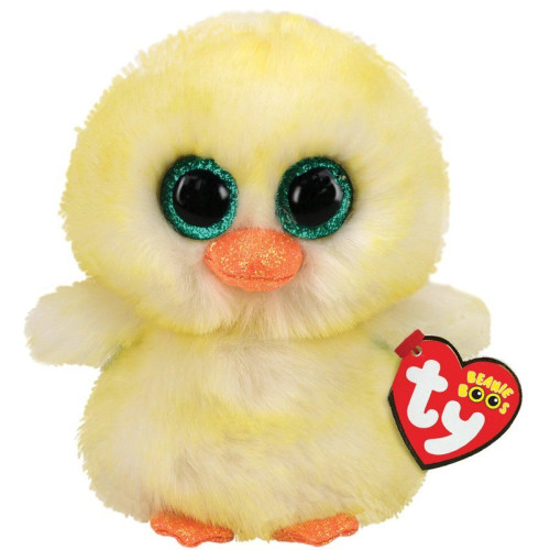 Ty Beanie Boos Buddy Lemon Drop