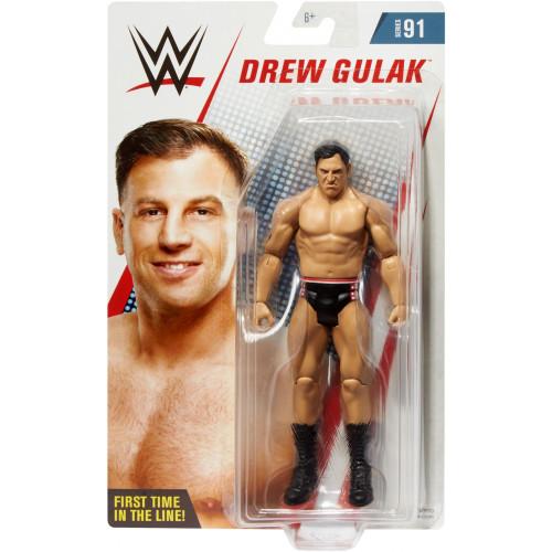WWE Action Figure - Series #91 - Drew Gulak