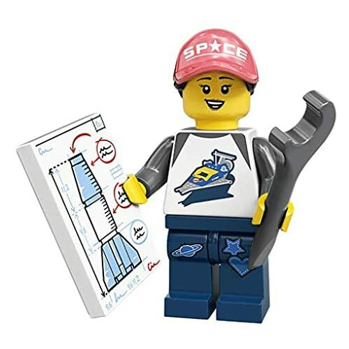 Lego 71024 Minifigure Series 20 Space Fan