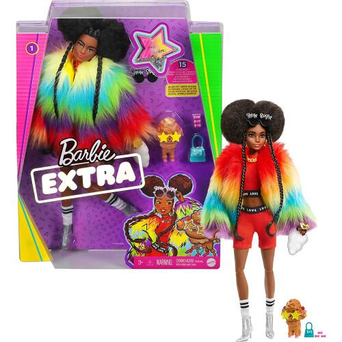 Barbie Extra Doll & Pet 1