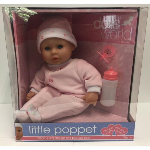 Dolls World Little Poppet