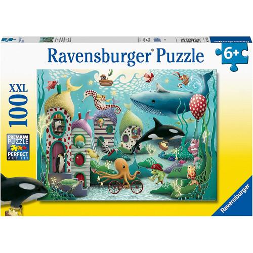 Ravensburger 100 XXL Piece Puzzle Underwater Wonders