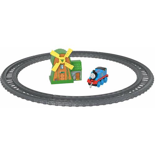 Thomas & Friends Trackmaster Push Along - Thomas & The Windmill