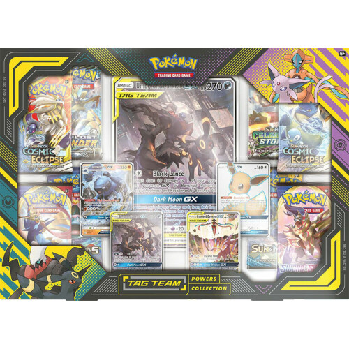 Pokemon TCG Tag Team Powers Collection - Umbreon & Darkrai