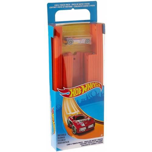 Hot Wheels Car & Track Pack