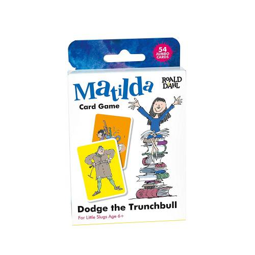 Matilda Dodge the Trunchbull Card Game