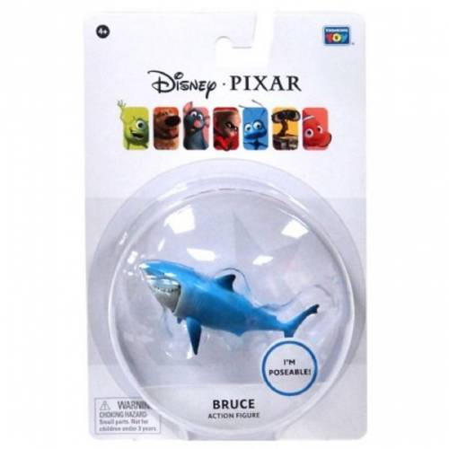 Disney Pixar Poseable Action Figure - Bruce