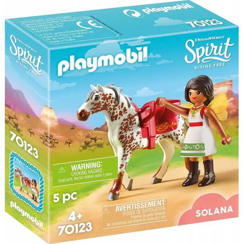 Playmobil Spirit 70123 Vaulting Solana