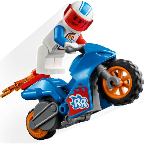 Lego 60298 City Rocket Stunt Bike