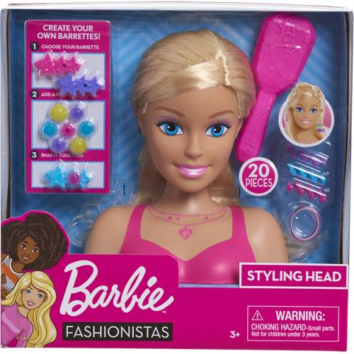 Barbie Fashionistas Styling Head