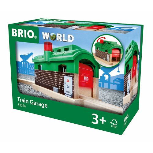 Brio 33574 Train Garage