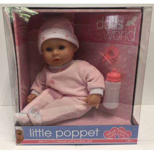 Dolls World Little Poppet