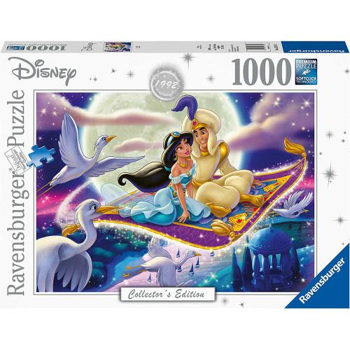 Ravensburger 1000pc Disney Collector's Edition Jigsaw Puzzle Aladdin