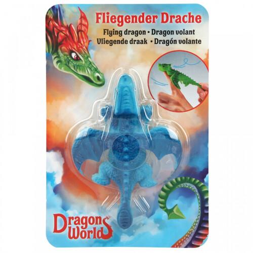 Dragon World Flying Dragon Blue