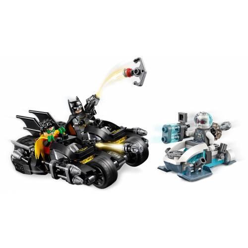 Lego 76118 Super Heroes Mr Freeze Batcycle Battle