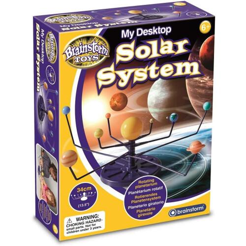 Brainstorm Solar System