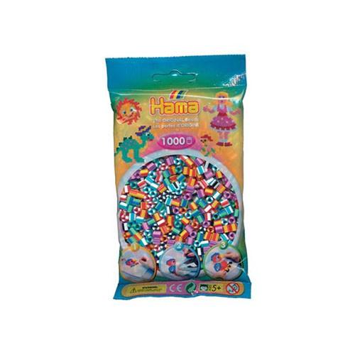 Hama Beads 207-90 Striped Mix