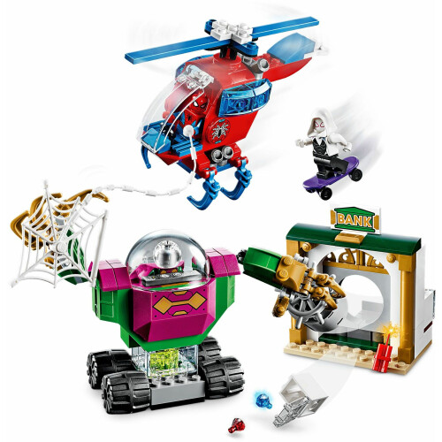 Lego 76149 Spider-Man The Menace of Mysterio