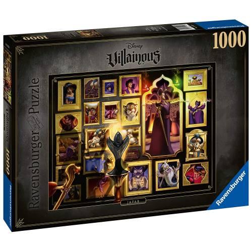 Ravensburger Disney Villainous 1000pc Puzzle - Jafar