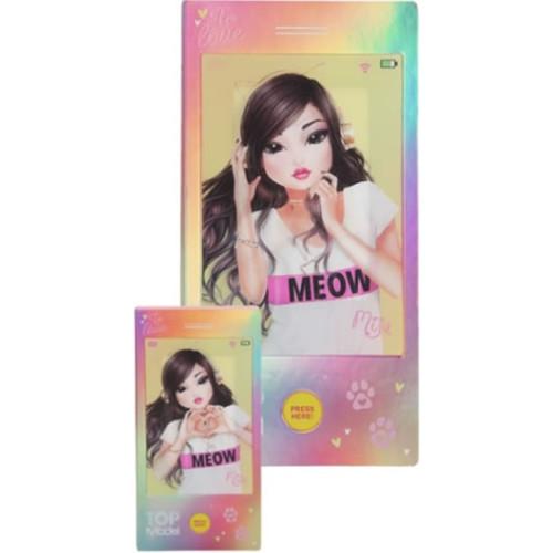 Depesche Top Model Musical Mobile Colouring Book, Miju