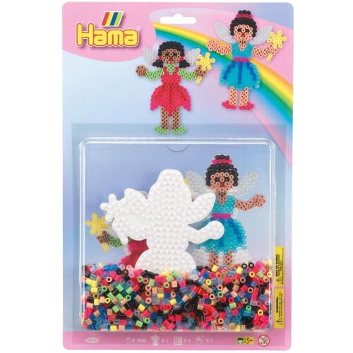 Hama Beads 4205 Fairies Large Blister Pack