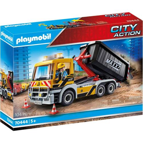 Playmobil 70444 City Action Interchangeable Truck