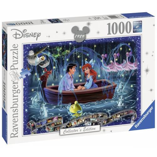 Ravensburger 1000pc Disney Collector's Edition Little Mermaid Jigsaw Puzzle