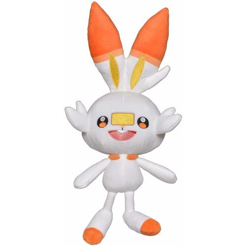 Pokemon 8 Inch Plush - Scorbunny