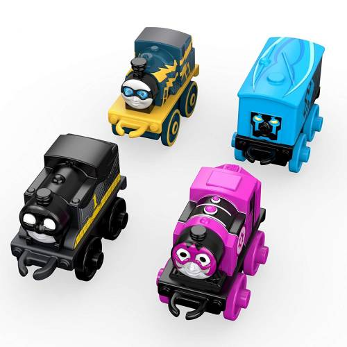 Thomas & Friends DC Super Friends Minis - Batman & Friends