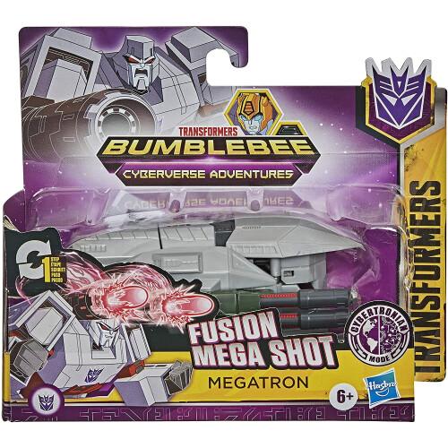 Transformers Bumblebee Cyberverse Adventures - Megatron