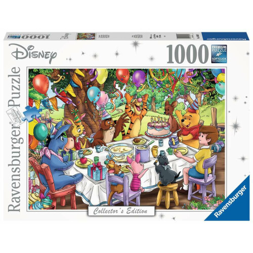 Ravensburger 1000pc Puzzle Winnie The Pooh Collector's edition