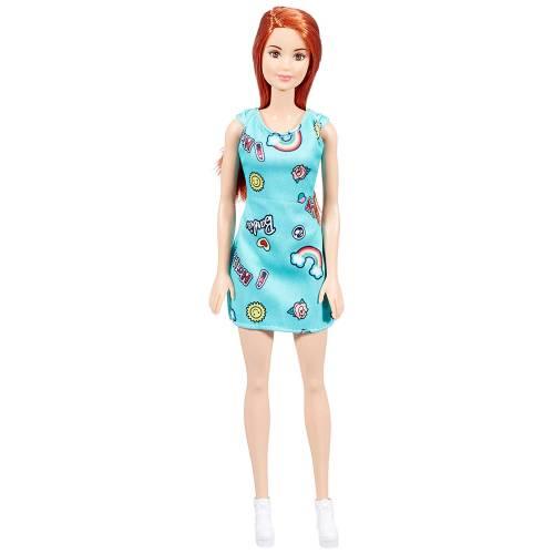 Barbie Doll - Teal Dress